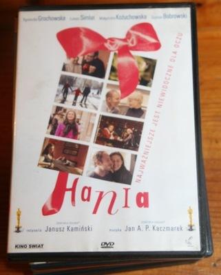 HANIA       DVD