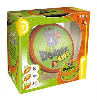 Gra DOBBLE KIDS gra od 4 lat - gra karciana
