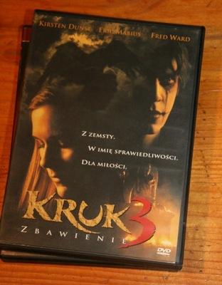 KRUK 3 ZBAWIENIE     DVD