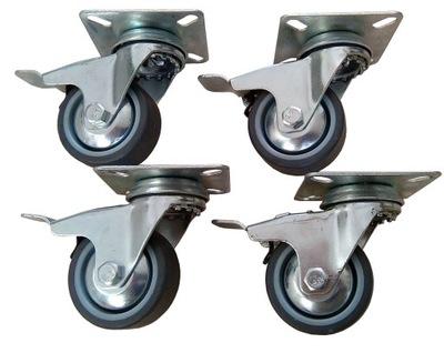 комплект кружков fi 50 поворотные с тормозом кольцо