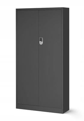 шкаф электронный замок металлический  НОВАК РОДО