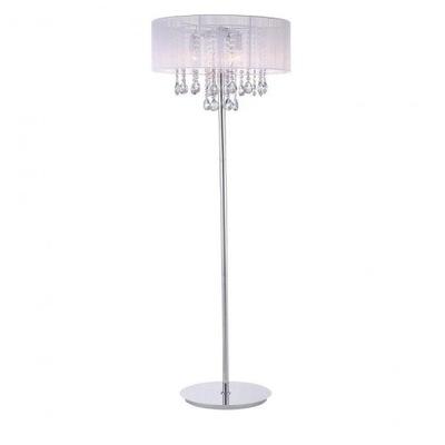 Svietidlá - Stojacie lampy - LAMPA PODŁOGOWA Z KRYSZTAŁKAMI ESSENCE ITALUX