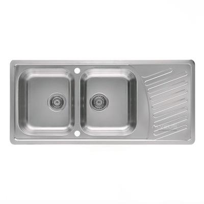 oceľové Umývadlo bielizeň, ELEGANTNÉ 70 Alveus