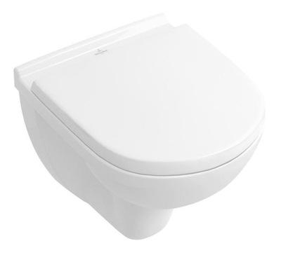 WC misa - Villeroy-Boch O.Nova toaletná misa, kompaktná 49 cm