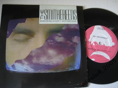 The Smithereens - Behind The Wall Of Sleep SP /UK/