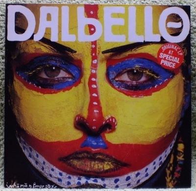 DALBELLO....Who  man four says - LP - 1NL