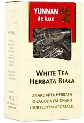 чай белая Юньнань Типсы 100г Отличная  !!