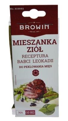 Травы для посола БАБУШКИ  36g на 10 кг
