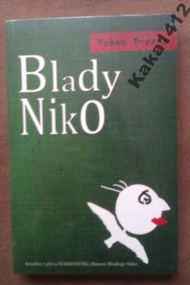 BLADY NIKO Tomek Tryzna  (folia)+ płyta MARIONETKI