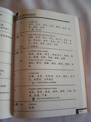 a key to chinese speech and writing
