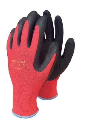 перчатки защитные рабочие LATEX СИЛЬНЫЕ RTELA 10PAR