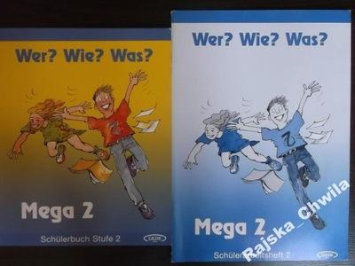 Wer Wie Was Mega 2 Schulerbuch+ Schulerarbeitsheft