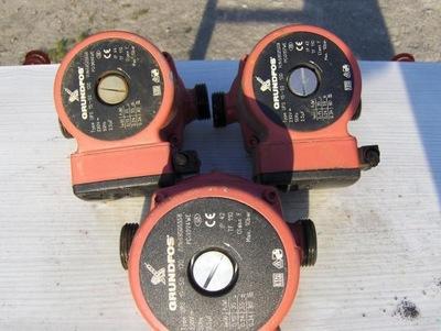 Pompa Obiegowa CO Grundfos UPS 15-50 130 SOLAR