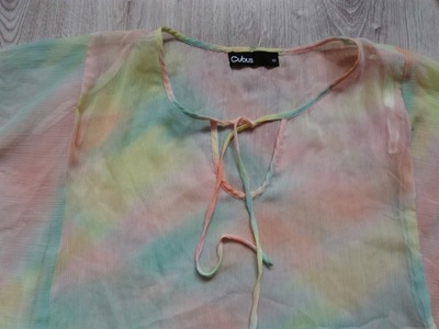 COBUS bluzeczka kimono rozXS super kolory!!!