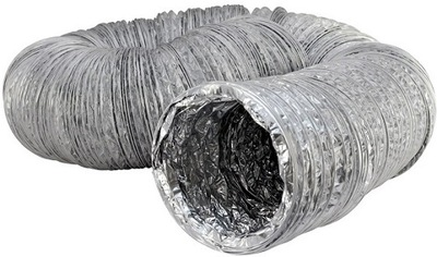 Potrubie, rúra, spona - Trubica z hliníkového potrubia ALUDEC 100 10mbSpiro ATEST