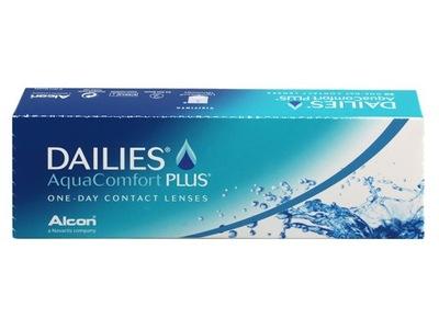 soczewki jednodniowe Dailies Aqua Comfort Plus 30
