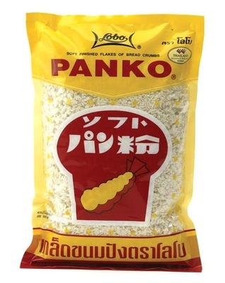 [WO] панировочные сухари PANKO, толстые хлопья 200г - Таиланд