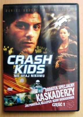 CRASH KIDS - NIE UFAJ NIKOMU - HIT FOLIA