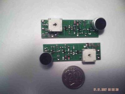 Wzmacniacz mikrofonowy z kompresorem dynamiki