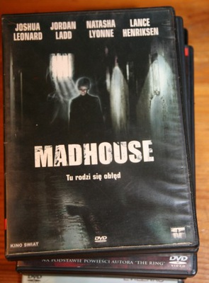 MADHOUSE     DVD