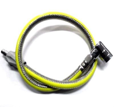 Plynová hadica s rýchlym pripojením 0,75 m. 0,126