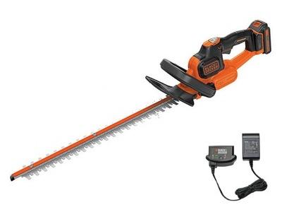 Nožnice na živý plot - BLACK & DECKER GTC18452PC zastrihávač na živé ploty