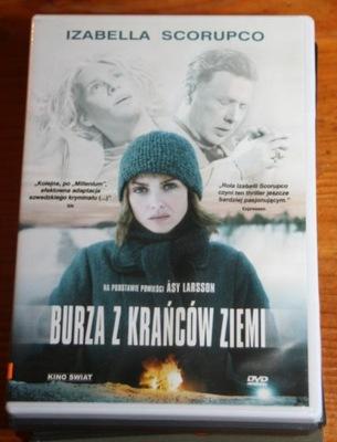 BURZA Z KRAŃCÓW ZIEMII      DVD