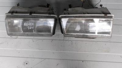 Rover SD1 2300S 2.3 83r. Lampa przednia prawa lewa