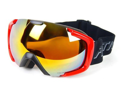 Okuliare ARCTICA lyžiarska a snowboardová SUPER DIZAJN