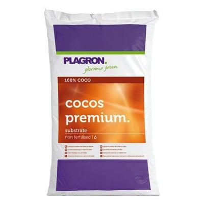 Plagron кокос премиум 50л субстрат Instagram Кокос