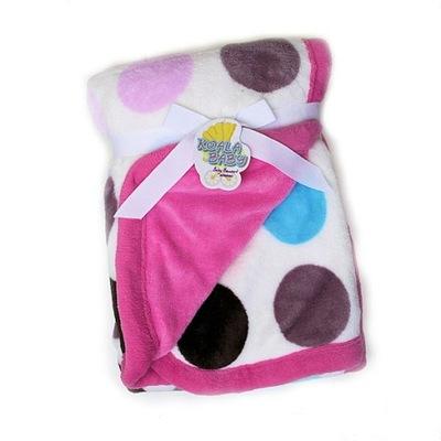 Двусторонний ТЕПЛЫЙ одеяло ОДЕЯЛО ??? новорожденных / детский