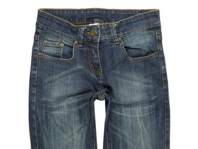 # NKD  * 152 * DZIEWCZĘCE  spodnie jeans  *