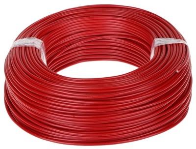 Elektrický kábel DY-2.5-RD/750V 100 m ABCV