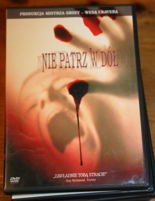 NIE PATCZ W DÓŁ     DVD