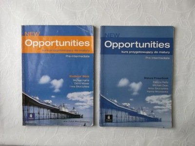 OPPORTUNITIES STUDENTS BOOK POWERBOOK /J.ANGIELSKI