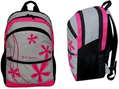 cf51b4de0a676 POLSKIE plecaki szkolne Sztywne plecy PANTERKA PL - 6604311408 ...