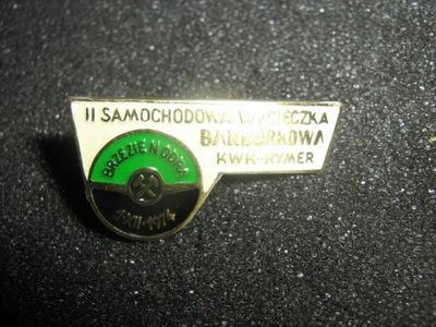 SAMOCHODOWA WYCIECZKA BARBÓRKOWA PTTK RYMER