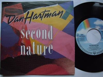 DAN HARTMAN SECOND NATURE - I CAN'T GET ENOUGH