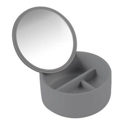 Zrkadlá (LED) dizajn ORGANIZÁTOR kozmetická taška s zrkadla HIT