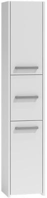 шкаф для ВАННЫ книжный ШКАФ полка S33 Белый TOP