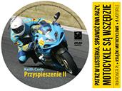 PRZYSPIESZENIE II DVD + НАКЛЕЙКА