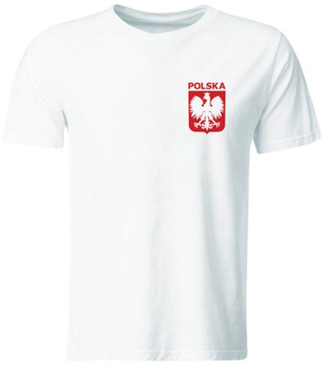 111dbb3f05999c NIKE KOSZULKA POLSKA MEN biała haft godło 24H r. L 7124096164 ...