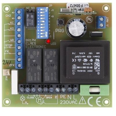 STP ovládača brány 230VAC - ELMES