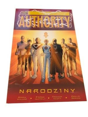 THE AUTHORITY - NARODZINY