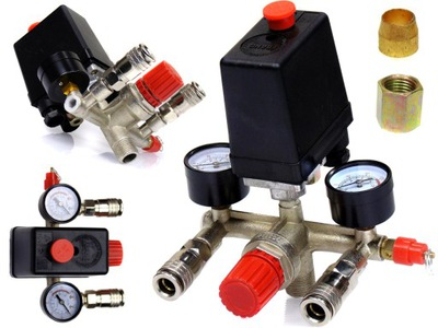 РЕЛЕ 1F+ Выключатель для компрессор горловина 230