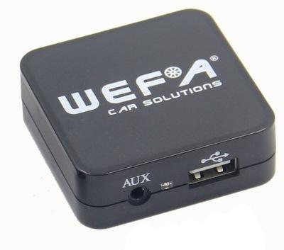 Эмулятор USB 3.0 и разъем AUX для MP3 Ауди Фольксваген Сеат Шкода