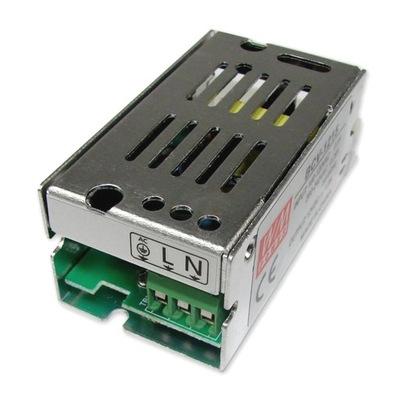 Блок питания модульная 12V 15W 1 ,3 лента LED CCTV RTV