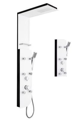 Sprcha - Panely sprchovej steny 125x22, nástenné