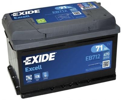 Mini ONE  diesel   akumulator EXIDE f .VAT