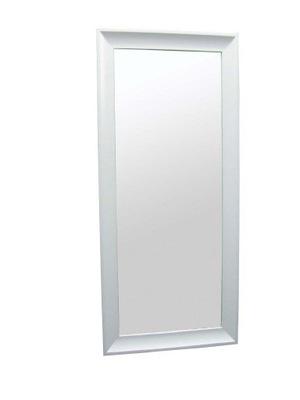 зеркало белой РАМЕ 140x60 ШИРОКАЯ Рама 7 СМ